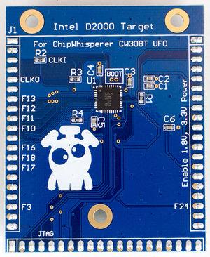 CW308T-D2000 - ChipWhisperer Wiki